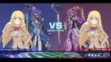 【禁書VO】CaptimバーチャロンTV 対戦相手視線 ランクマッチ第17戦 とある魔術の電脳戦機 2018/2/18 とあるチャロン