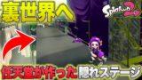 【スプラトゥーン2】任天堂が作った裏世界?隠れステージへ行く方法を解説!!【バグ】Splatoon2 Glitch