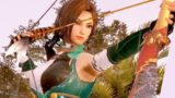 Dynasty Warriors 9: Yueying boobs jiggle physics ryona 真・三國無双8 月英 リョナ