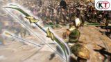 『真・三國無双8』DLC武器「投牙弓(とうがきゅう)」アクション動画