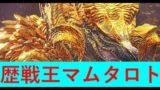 #55【MHW】参加 歴戦王マムタロト【PS4】モンスターハンターワールド モンハン mhw 狩り アイスボーン